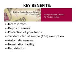 why open rfc resident foreign currency savings account or fixed