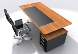 Laminated Office Table At Rs  Pieces Office Desk - Designer office table