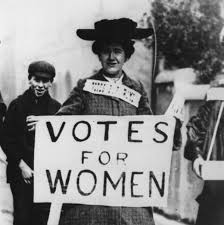 look back at the women u0027s suffrage movement