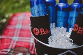 bud light aluminum bottles nfl nfl tailgate bucket of beer