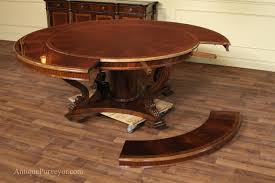 mahogany dining room furniture extra large round dining room tables u2022 dining room tables ideas