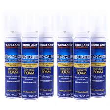 krikland kirkland minoxidil hair loss regrowth treatment topical foam 6