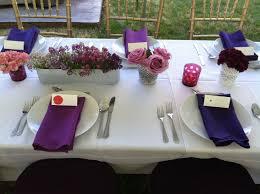table settings from michael u0027s martha stewart flower stickers