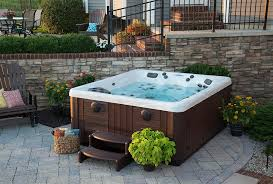 Backyard Ideas Backyard Ideas For Tubs And Swim Spas