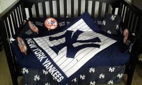 Yankees Crib Bedding New York Yankees Crib Bedding Set Home Furnishing Styles