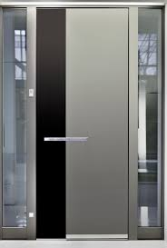 metal front doors with glass 58 types of front door designs for houses photos