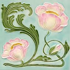 Art Deco Tile Designs 999 Best Art Nouveau Tiles Images On Pinterest Art Nouveau Tiles