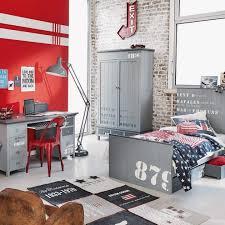 modele chambre ado garcon chambre ado fille et gris idées décoration intérieure