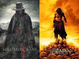 episode 187 solomon kane 2009 and conan the barbarian 2011