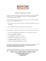 employee performance review form 5 free templates in pdf word