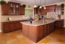 classic wellington cinnamon kitchen cabinet waukesha