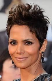 harry berry hairstyle curly faux hawk pixie cut the 10 best celebrity hairstyles from