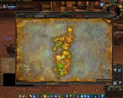 World Of Warcraft Map Handynotes Flightmasters Map Coords Compasses World Of