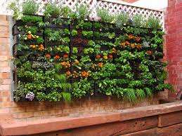 Pallets Garden Ideas Diy Ideas How To Build A Vertical Herb Garden From A Wooden Pallet