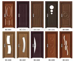 2014 modern solid wooden exterior door with split frame solid