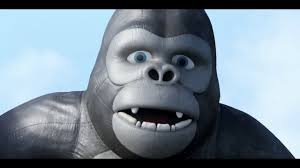 gorilla balloon vw king kong commercial