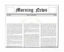 news report template 9 newspaper book report template templatesz234