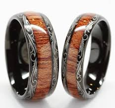 his and wedding bands tungsten wedding band wedding band set matching his hers wedding