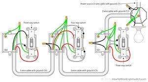 wiring diagram 3 way switch pilot light wiring diagram