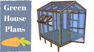 8x8 greenhouse plans youtube