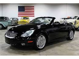 2002 lexus sc430 hood for sale 2003 lexus sc430 for sale classiccars com cc 968032