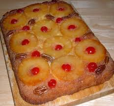 nickey u0027s pineapple upside down cake recipe pineapple upside