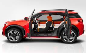 new citroen citroen shows off aircross concept car