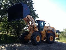 hl960 wheel loader