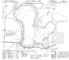 map of arbor big arborvitae lake vilas county wisconsin
