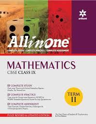 all in one mathematics cbse class 9 term ii amazon in amit