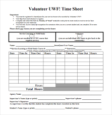 time sheet template haisumevolunteer timesheet template simple