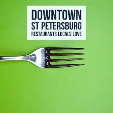 st petersburg restaurants