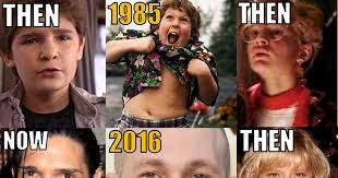 Goonies Meme - the cast of the goonies after 30 years