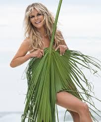 christie brinkley poses in social life magazine
