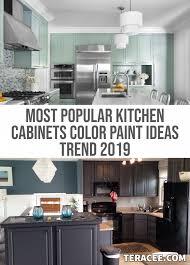 most popular kitchen cabinet colors for 2019 kitchen cabinet paint colors 2019 page 1 line 17qq
