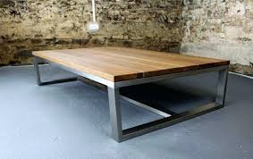 industrial square coffee table square industrial coffee table s dutch industrial square coffee