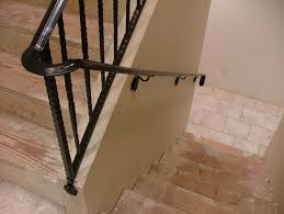 Wrought Iron Railings Interior Stairs Fusion Metalworks U2013 Wrought Iron U2013 Interior Stair Railings