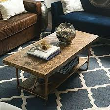 handmade wood coffee table coffee table handmade furniture rustic buckboard red oak coffee