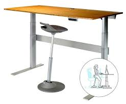 office chair for high desk best tall adjustable standing stand up