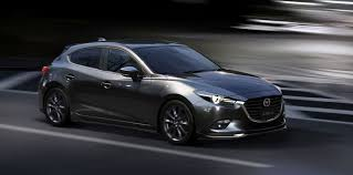 mazda 2016 models 2017 mazda 3 debuts with new look improved dynamics