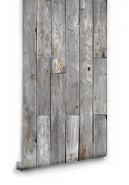 Whitewashed Wood Paneling Shiplap Whitewashed Timber Wallpaper Milton U0026 King Usa