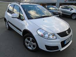 used suzuki sx4 cars for sale motors co uk