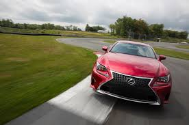 2014 lexus is fully revealed 2016 lexus rc 200t confirmed for u s with turbo four engine