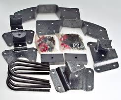 Classic Ford Truck Lowering Kits - djm rear kits