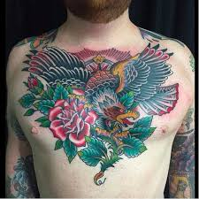 big bold and brave chest pieces tattoodo