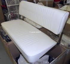 siege rabattable bateau siège anatomique biplace avec dossier rabattable 48 415 03 osculati