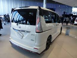 nissan nismo 2016 file the rearview of nissan serena nismo performance package daa