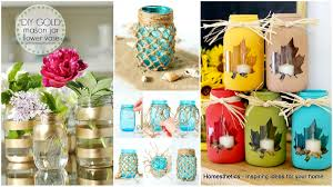 Halloween Jars Crafts by 31 Extraordinary Adorable Diy Mason Jar Crafts To Pursue
