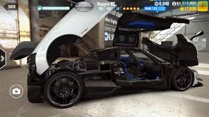 pagani back pagani huayra bc csr 2 youtube