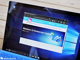 Window Wont Roll Down The Windows 10 Anniversary Update Review Windows Central